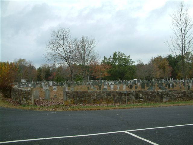 Steele Creek Presbyterian Church Cemetery