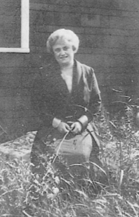 Lelia Belle <i>Hebbard</i> Lindauer