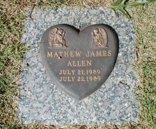 Mathew James Allen