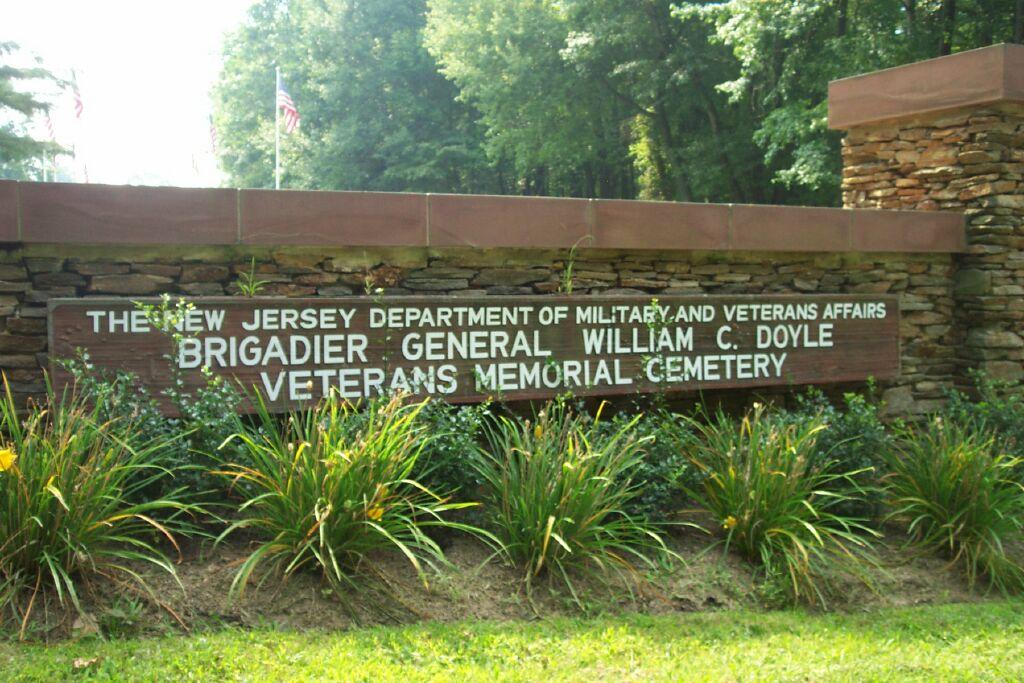Brig. Gen. Wm. C. Doyle Veterans Memorial Cemetery
