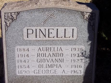 Olimpia Luisa <i>Toto</i> Pinelli