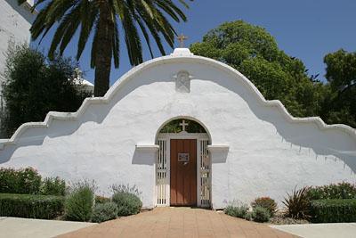 Mission San Luis Rey Cemetery