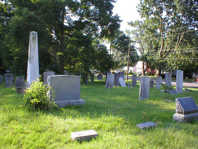 Freehold Baptist Burial Grounds