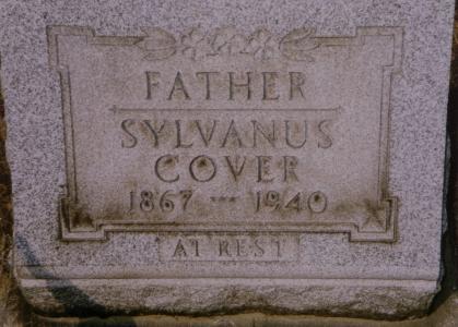 Sylvanus Van Cover