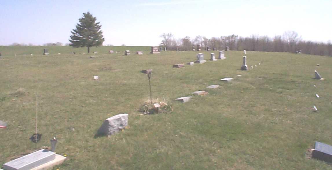 Hiteman Cemetery