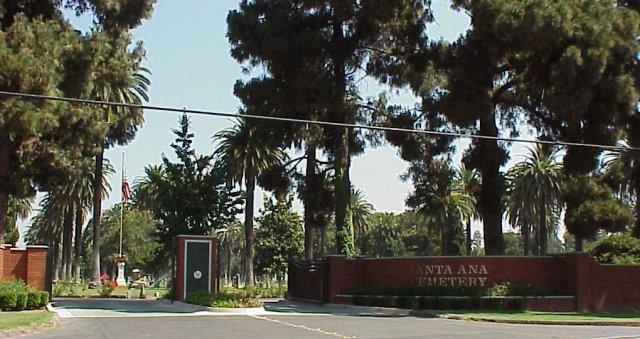 Santa Ana Cemetery