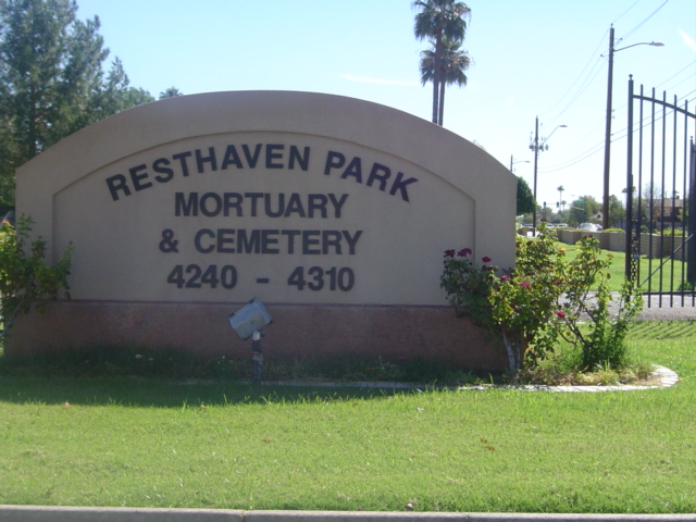 Resthaven Park East Cemetery