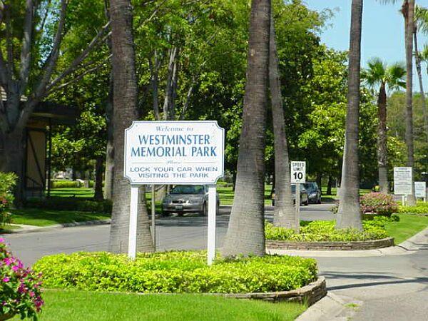 Westminster Memorial Park