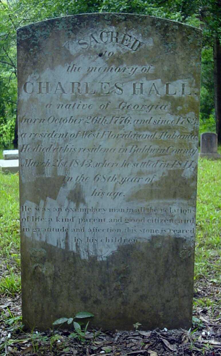 Charles Hall, II