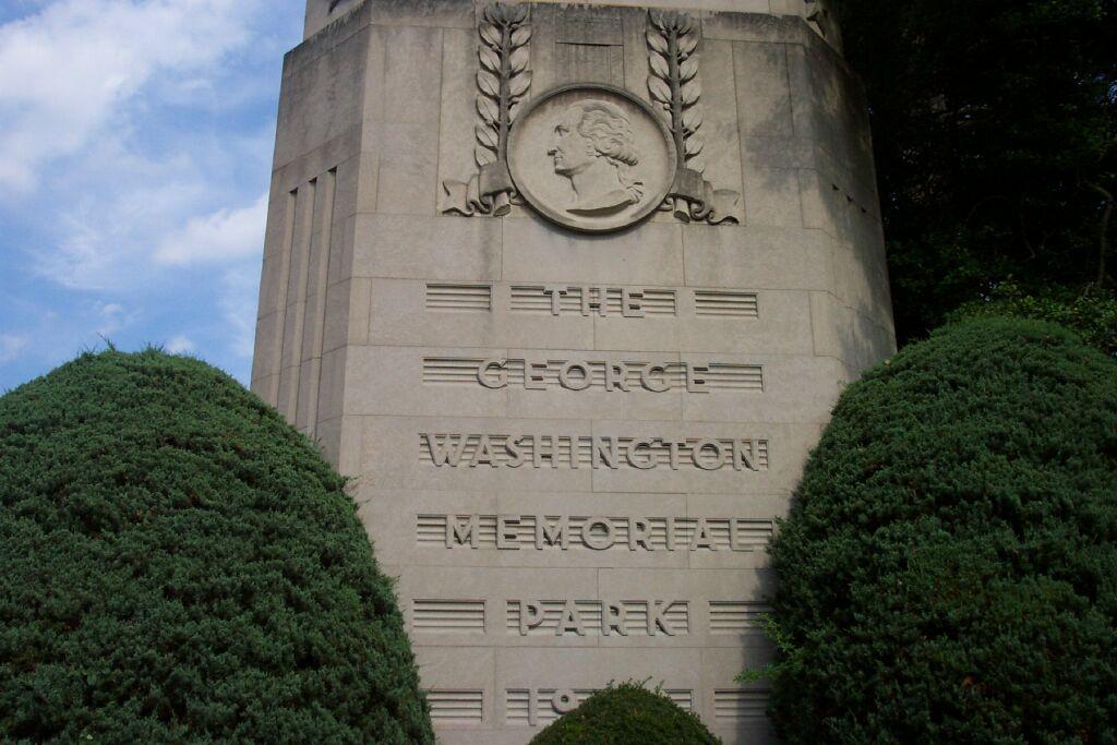 George Washington Christmas Meme.George Washington Memorial Park In Paramus New Jersey