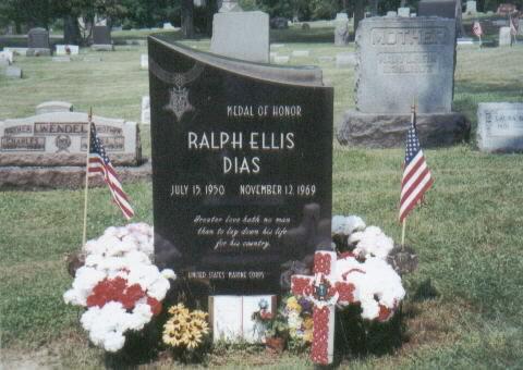 PFC Ralph Ellis Dias