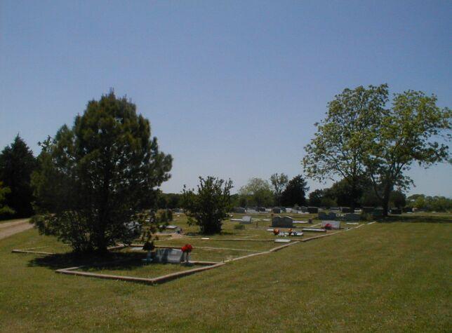 Elm Branch Cemetery