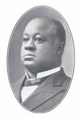 Rev Horace Talbert
