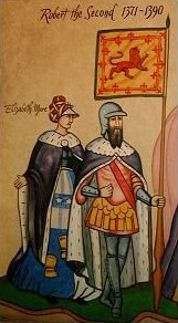 Robert King of Scots, II