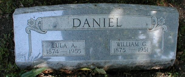 William George. Daniel