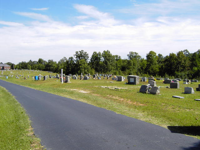 Gilead Baptist Church Cemetery