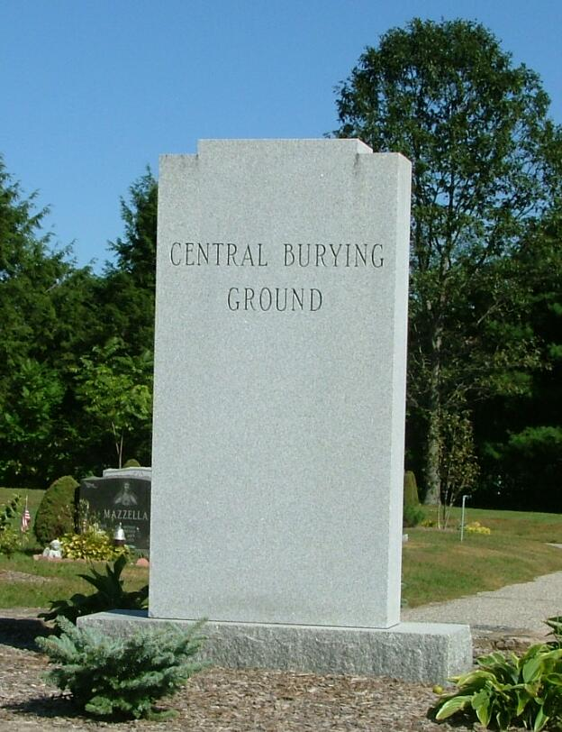 Central Burying Grounds