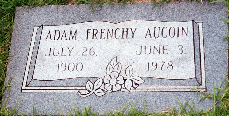 Adam Frenchy Aucoin
