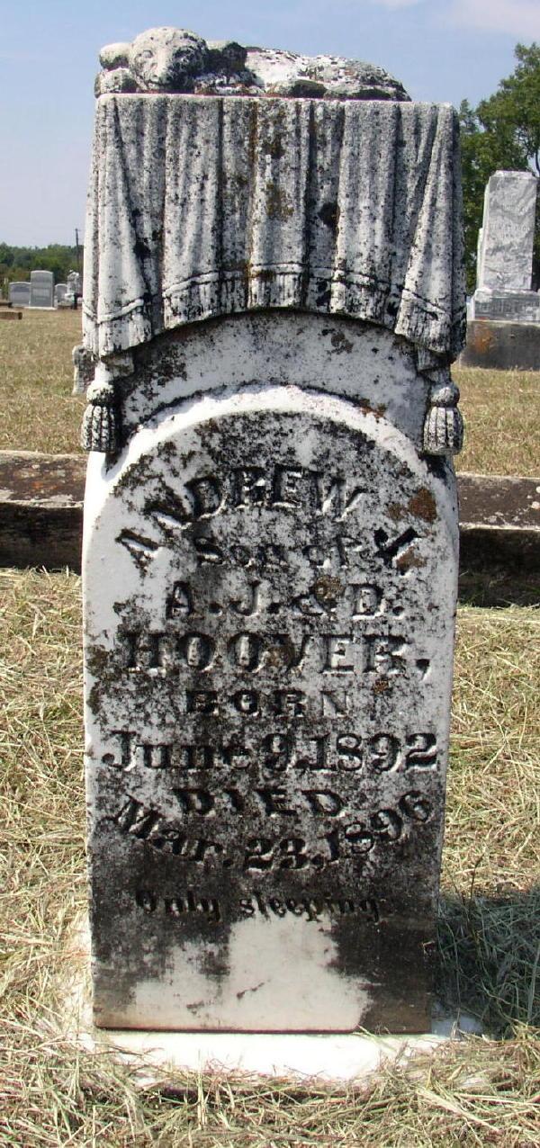 Andrew Jackson Hoover, Jr