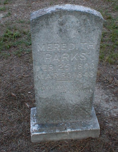 Meredith Parks