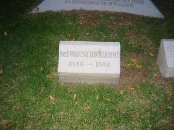 DeForest Richards