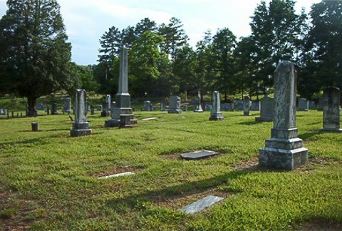 Abernathy Methodist Church Cemetery