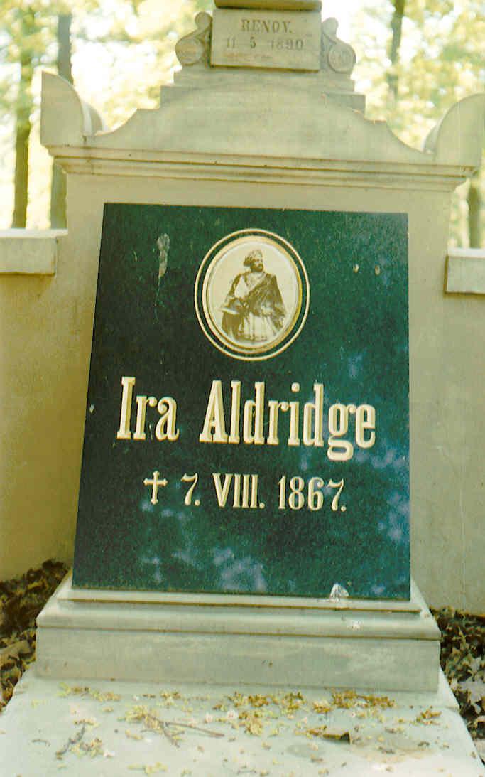 Ira Frederick Aldridge