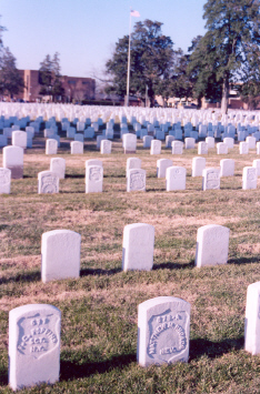 Hampton National Cemetery