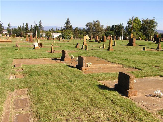 Sebastopol Memorial Lawn Cemetery