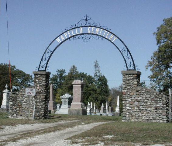 Wapello Cemetery