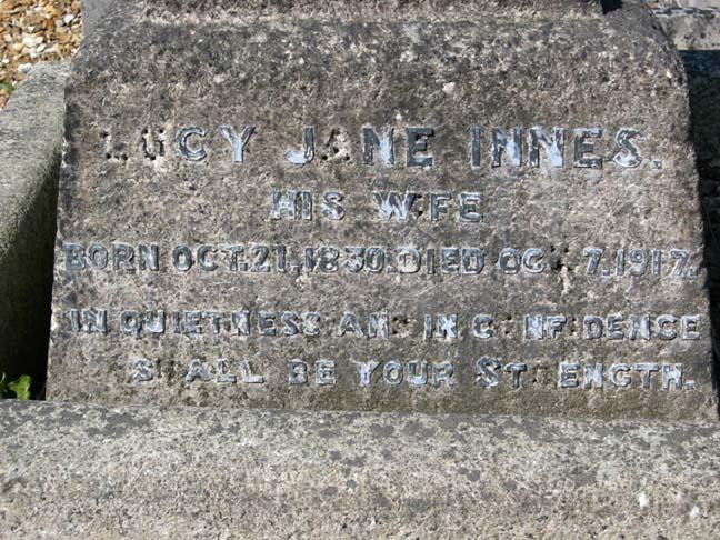 Lucy Jane Innes