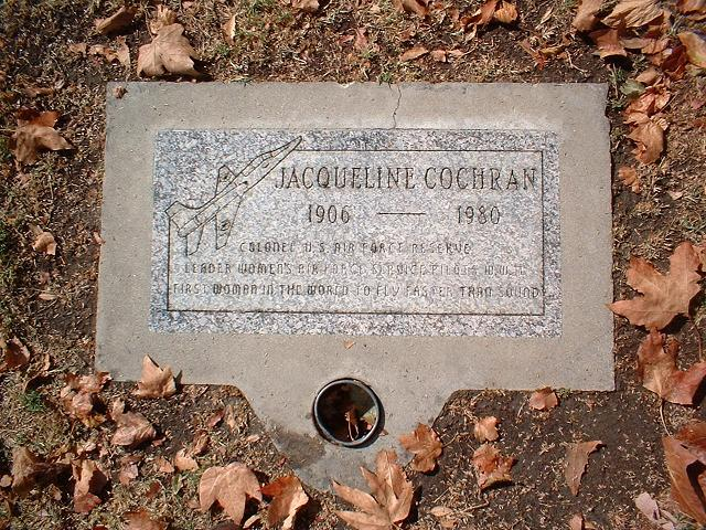 COL Jacqueline Cochran