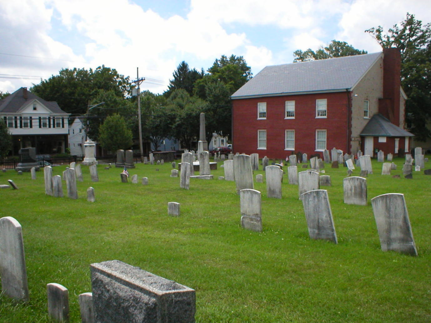Hopewell Baptist Meeting House Cemetery