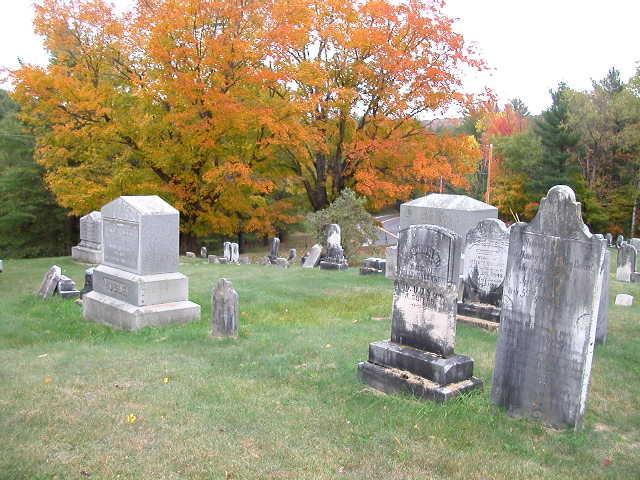 Tinmouth Cemetery