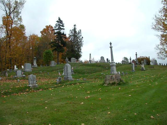 Laurel Glen Cemetery