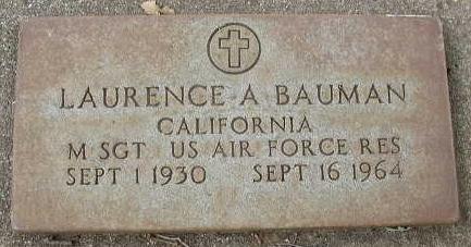 Laurence A. Bauman