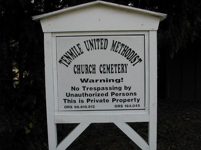 Tenmile Cemetery