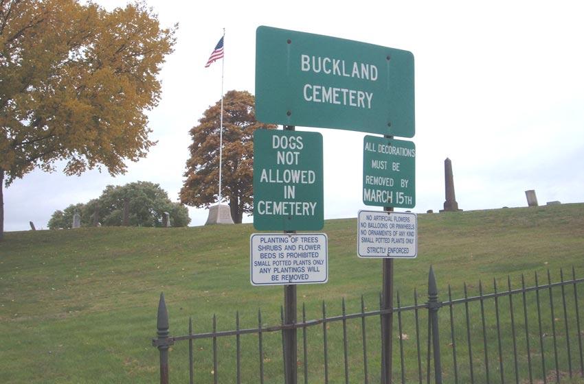 Amos Buckland