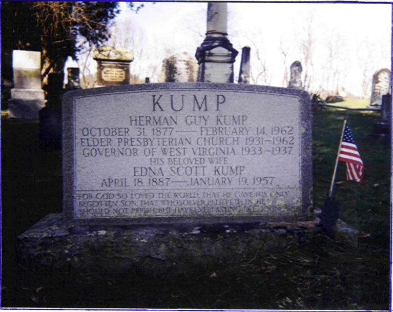 Herman Guy Kump