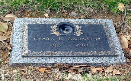 Clara <i>Brawner</i> Abernathy