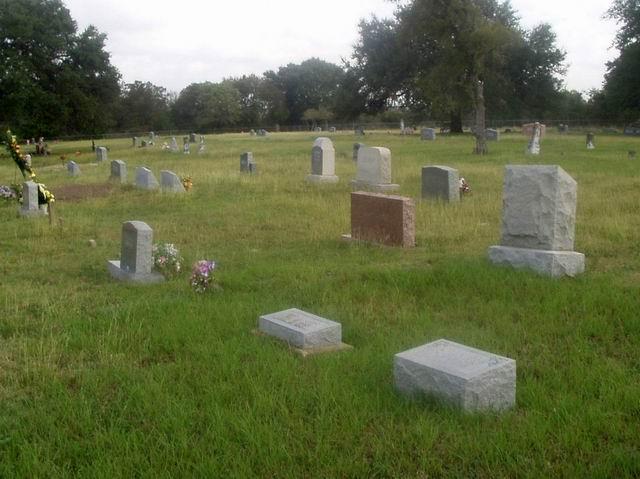 Berry Creek Cemetery