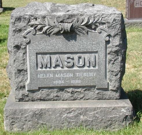Helen Mason Tilbury