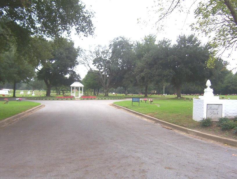 Tyler Memorial Park and Cemetery