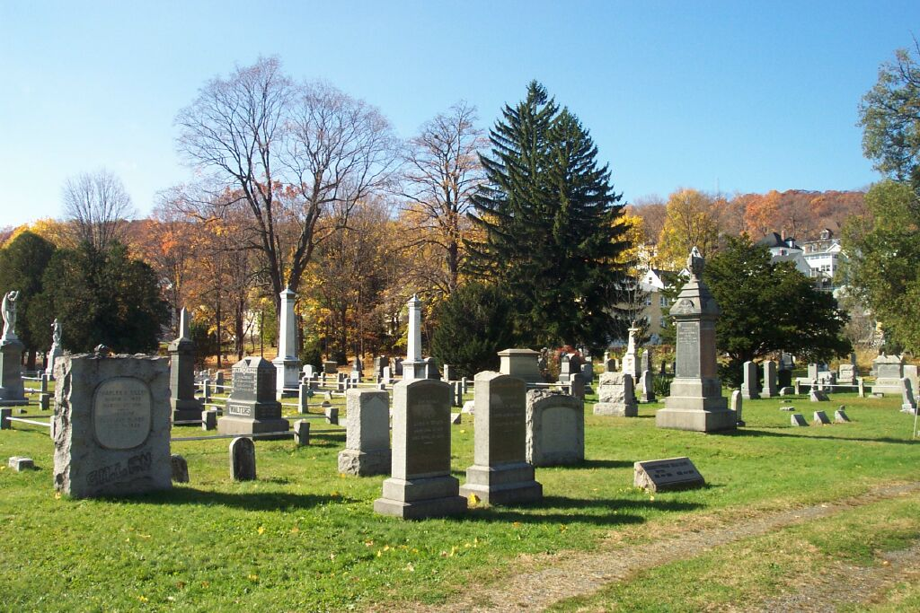 Orchard Street Cemetery