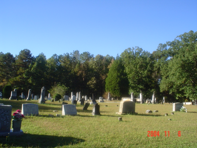 Soule Chapel United Methodist Church Cemetery
