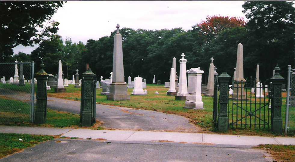 Saint Benedicts Cemetery