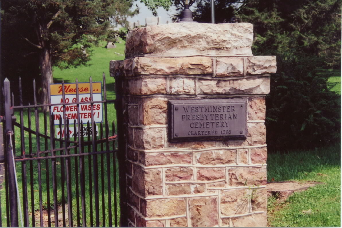Westminster Presbyterian Cemetery