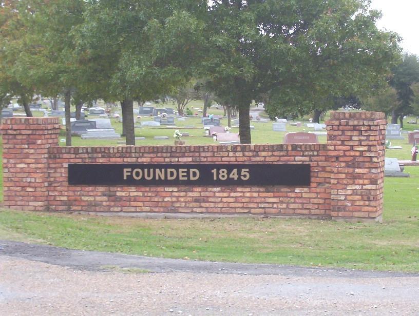 Van Alstyne Cemetery