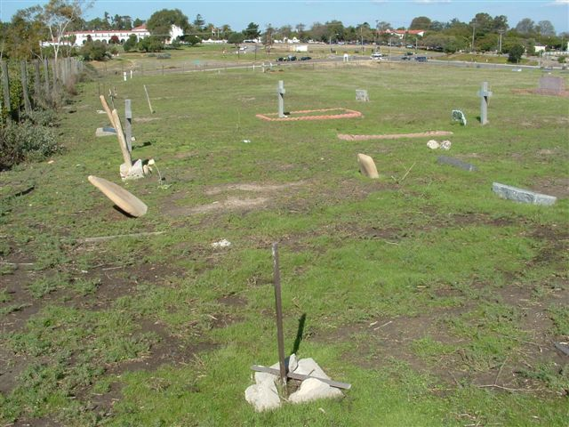 San Luis Rey Pioneer Cemetery