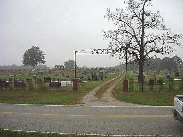 Lowry City Cemetery